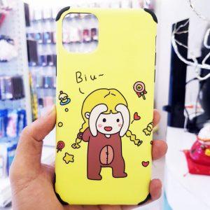 Ốp lưng điện thoại gấu dễ thương2