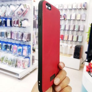 Ốp lưng điện thoại Sulada da đỏ4