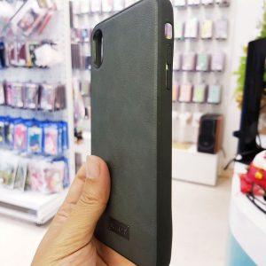 Ốp lưng điện thoại Sulada da xám1