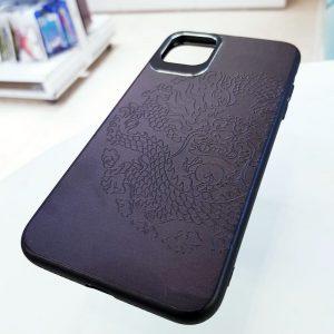 Ốp lưng điện thoại da họa tiết 3D3
