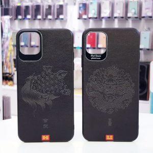 Ốp lưng điện thoại da họa tiết 3D14