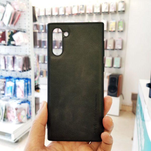 Ốp lưng điện thoại Samsung chính hãng X-Level đen3