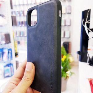 Ốp lưng da điện thoại X-level đen