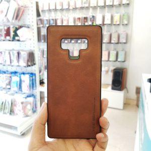 Ốp lưng điện thoại Samsung chính hãng X-Level nâu5