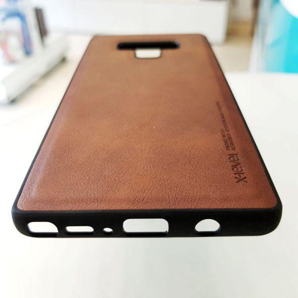 Ốp lưng điện thoại Samsung chính hãng X-Level nâu4