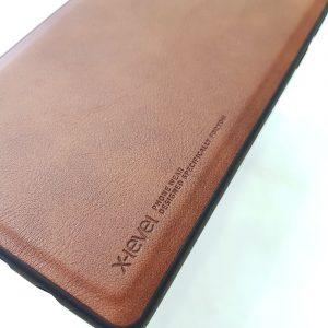 Ốp lưng điện thoại Samsung chính hãng X-Level nâu3