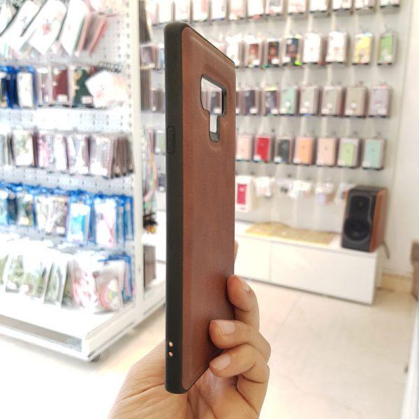 Ốp lưng điện thoại Samsung chính hãng X-Level nâu1
