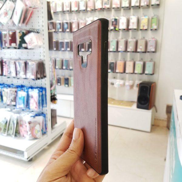 Ốp lưng điện thoại Samsung chính hãng X-Level nâu