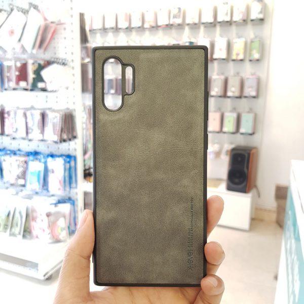 Ốp lưng điện thoại Samsung chính hãng X-Level bạc3