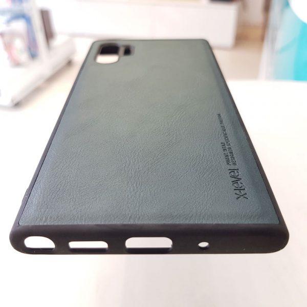 Ốp lưng điện thoại Samsung chính hãng X-Level xanh rêu2