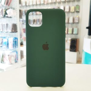 Ốp lưng điện thoại chống bẩn logo táo xanh bộ đội