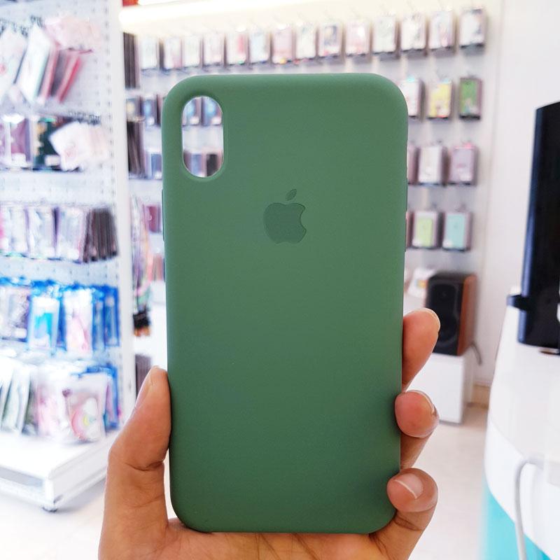 Ốp lưng iPhone 7 Plus giá rẻ xanh lá1