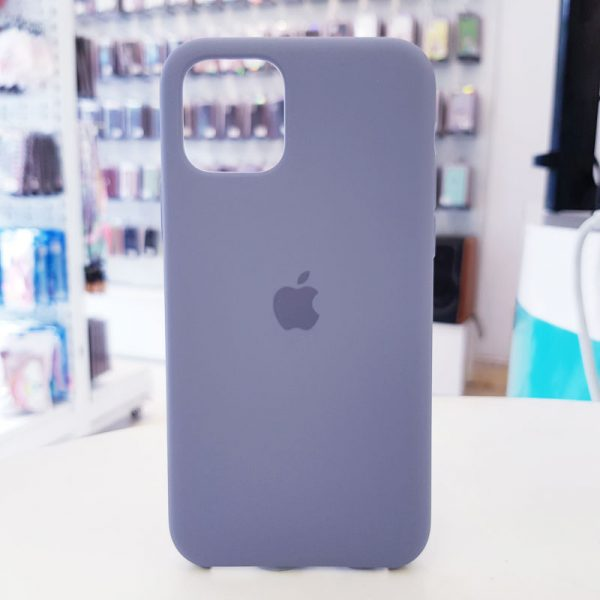 Ốp lưng điện thoại chống bẩn logo táo xanh da trời