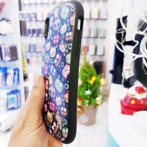 Ốp lưng điện thoại iFace mặt cười đen4