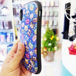 Ốp lưng điện thoại iFace mặt cười xanh dương2