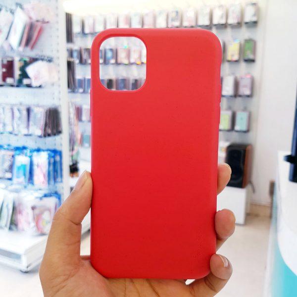 Ốp lưng điện thoại iPaky đỏ2