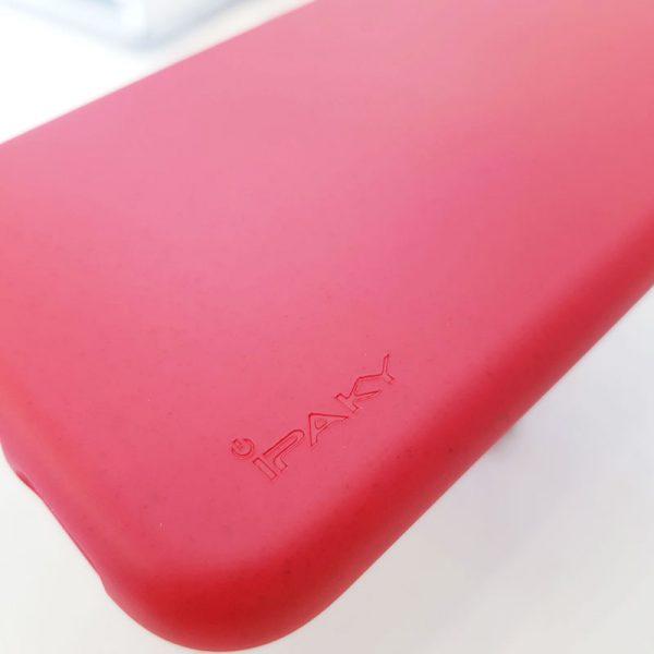 Ốp lưng điện thoại iPaky đỏ1