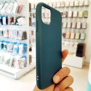 Ốp lưng điện thoại iPaky xanh than4