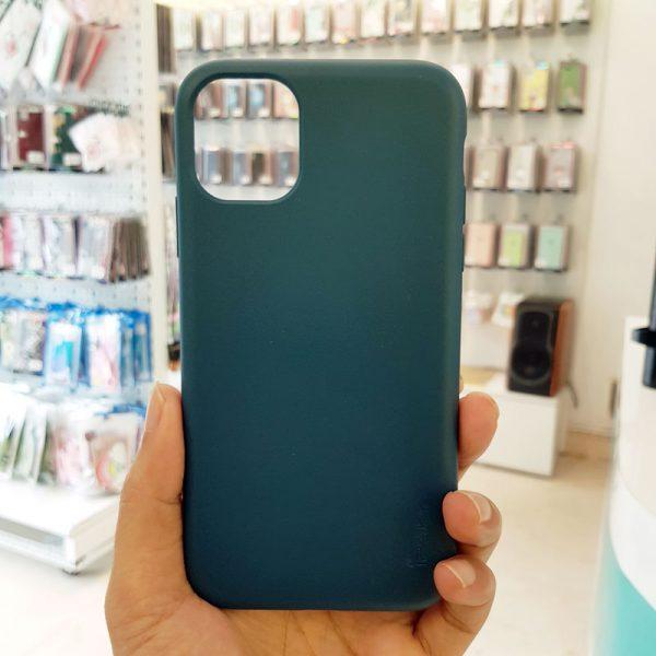 Ốp lưng điện thoại iPaky xanh than2