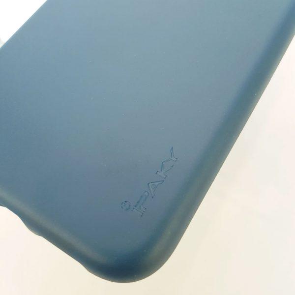 Ốp lưng điện thoại iPaky xanh than1