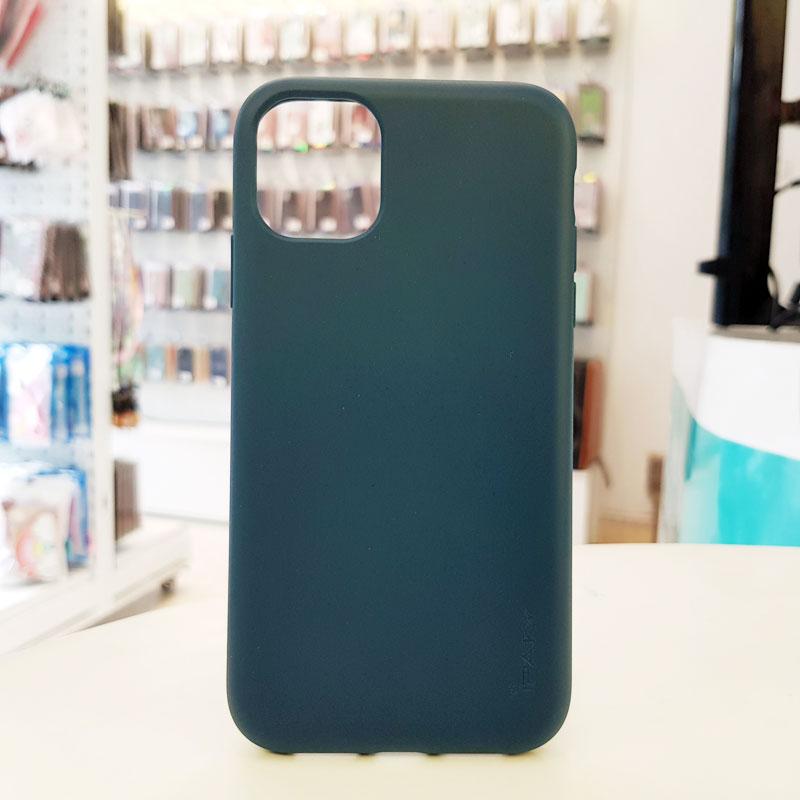 Ốp lưng điện thoại iPaky xanh than