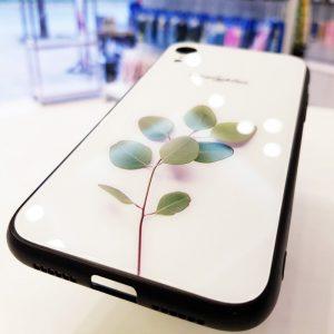 Ốp lưng điện thoại in lá lưng kính1