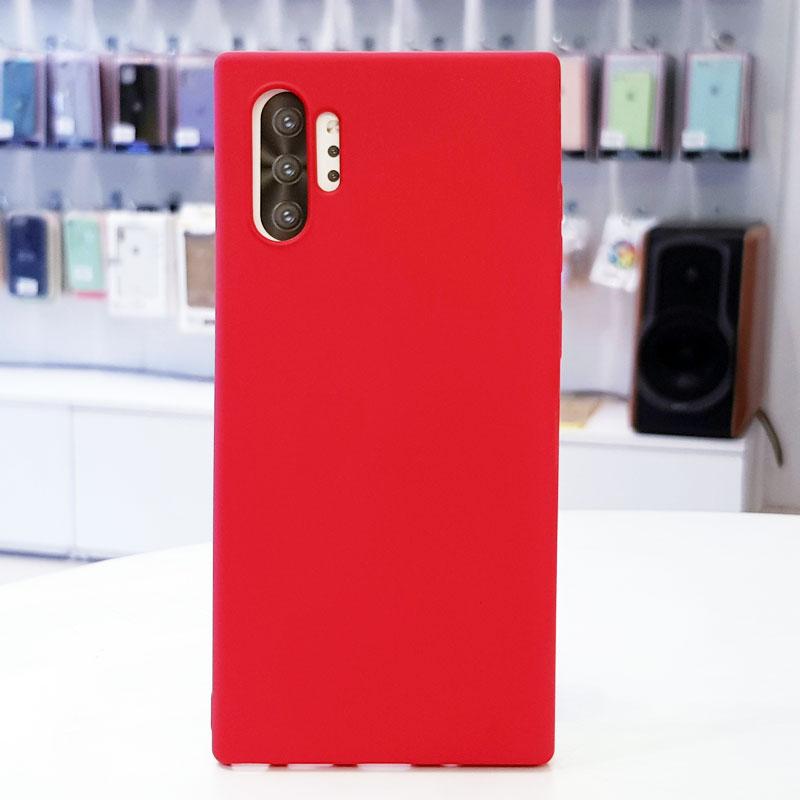Ốp lưng Note 10 Plus chính hãng Kst màu đỏ