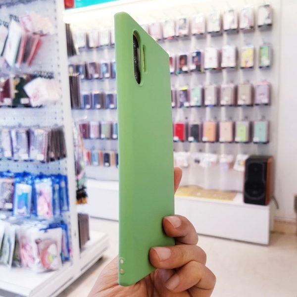 Ốp lưng điện thoại samsung kst xanh cốm3
