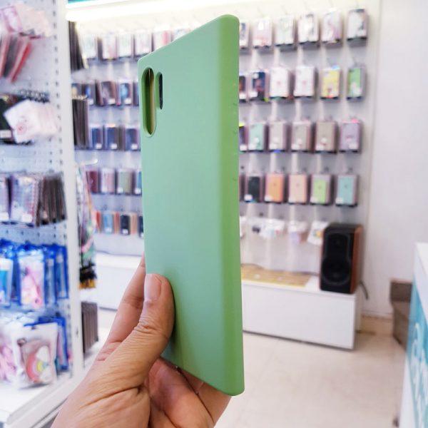 Ốp lưng điện thoại samsung kst xanh cốm2