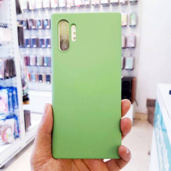Ốp lưng điện thoại samsung kst xanh cốm1
