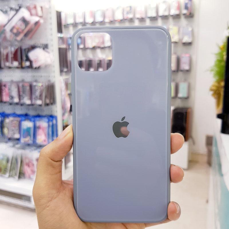 Ốp điện thoại iPhone X chống sốc logo táo xanh hòa bình