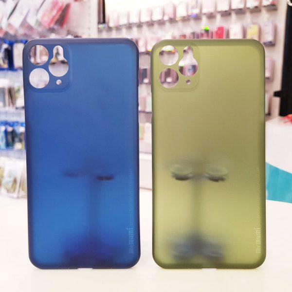 Ốp lưng điện thoại siêu mỏng Memumi