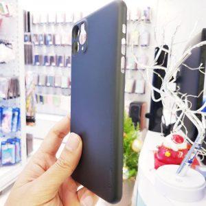 Ốp lưng điện thoại siêu mỏng Memumi đen5