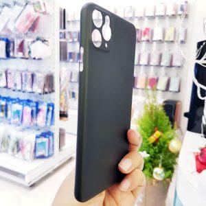 Ốp lưng điện thoại siêu mỏng Memumi đen4