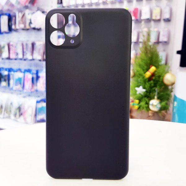 Ốp lưng điện thoại siêu mỏng Memumi đen1