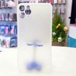 Ốp lưng điện thoại siêu mỏng Memumi trắng