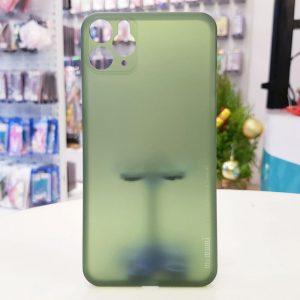 Ốp lưng điện thoại siêu mỏng Memumi xanh cốm