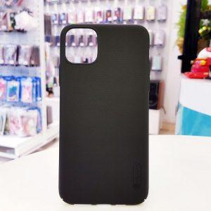 Ốp lưng điện thoại Nillkin Super Frosted Shield đen