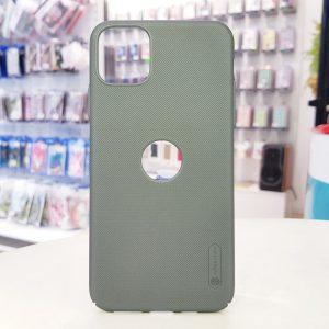 Ốp lưng điện thoại Nillkin Super Frosted Shield xanh đậm