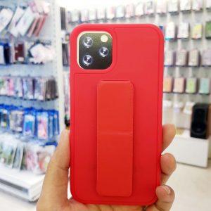 Ốp lưng điện thoại quai nam châm đỏ4