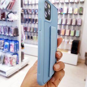 Ốp lưng điện thoại quai nam châm xanh dương4