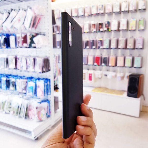 Ốp lưng điện thoại Samsung siêu mỏng Memumi đen5