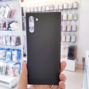 Ốp lưng điện thoại Samsung siêu mỏng Memumi đen3