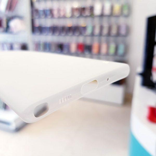 Ốp lưng điện thoại Samsung siêu mỏng Memumi trắng2