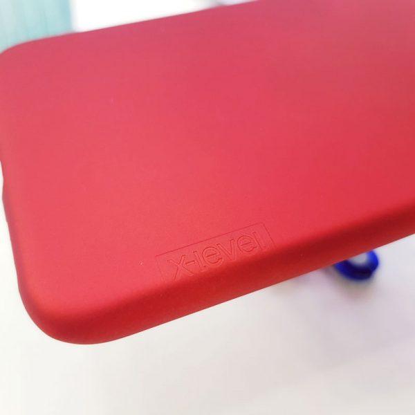 Ốp lưng điện thoại X-Level Guardian đỏ2