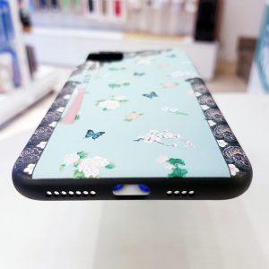 Ốp lưng điện thoại cung điện bướm xanh4