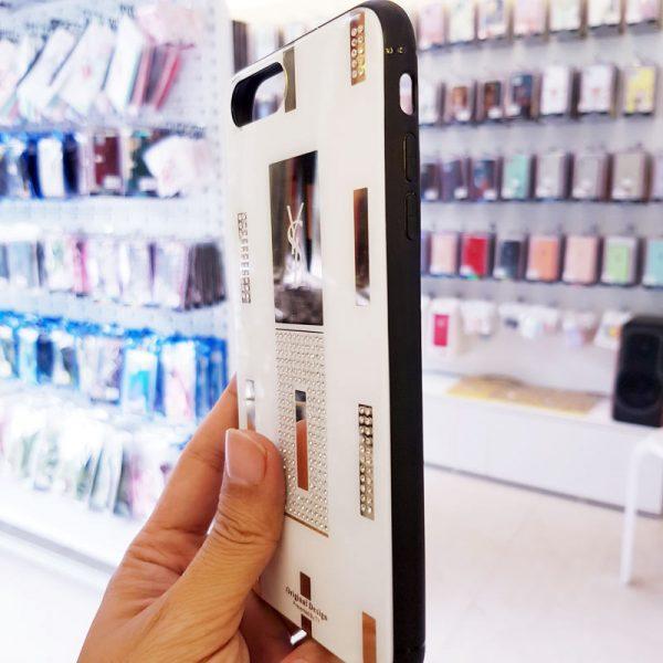 Ốp lưng điện thoại đính đá Tybomb YSL3