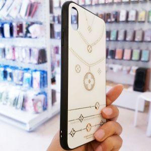 Ốp lưng điện thoại đính đá Tybomb LV4