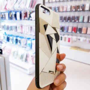 Ốp lưng điện thoại đính đá Tybomb gương
