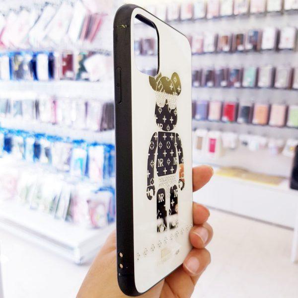 Ốp lưng điện thoại đính đá Tybomb Superme4